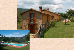 Casale Neri: Bed and Breakfast, location appartement.
